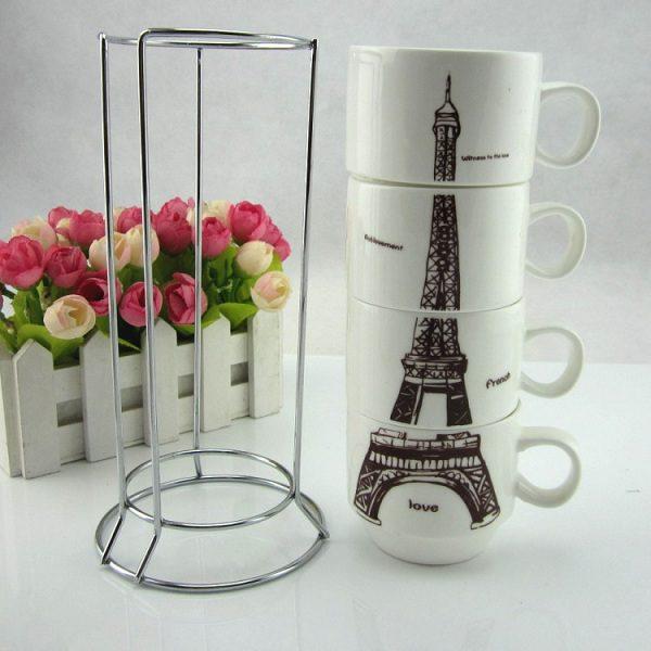 Bộ cốc sứ tháp Eiffel