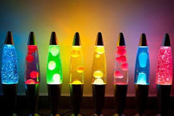 Đèn đối lưu Lava lamp