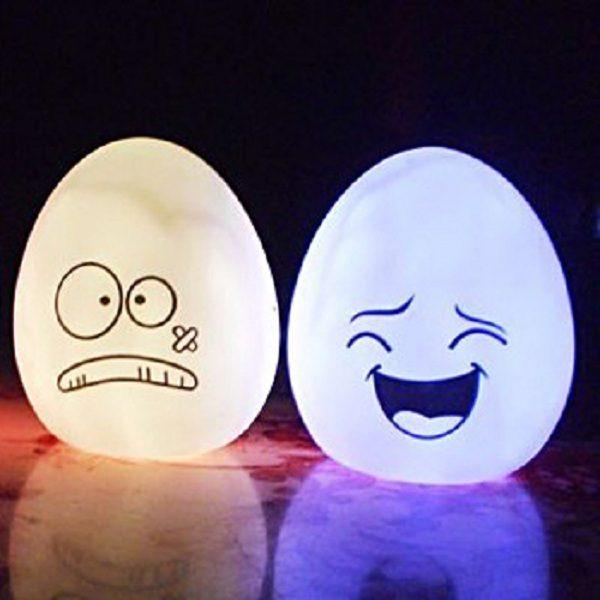 Đèn trứng đổi màu