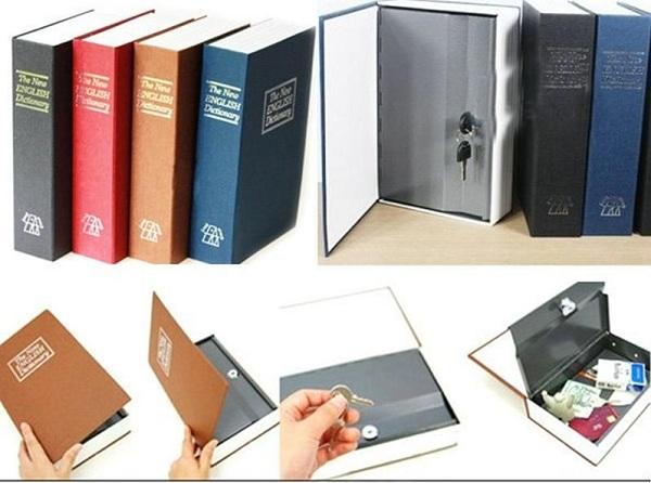 Hộp sách bí mật