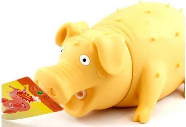 Lợn bóp kêu