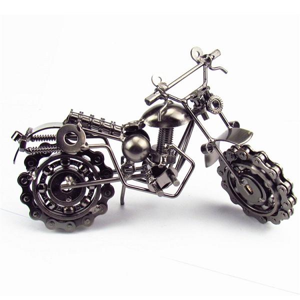 Mô hình xe máy sắt