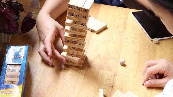 Trò chơi rút gỗ số