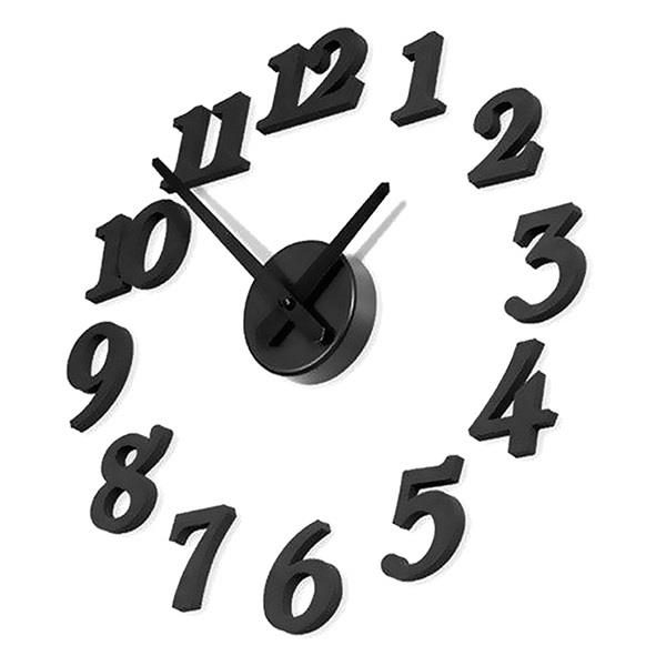 Đồng hồ dán tường diy clock 360