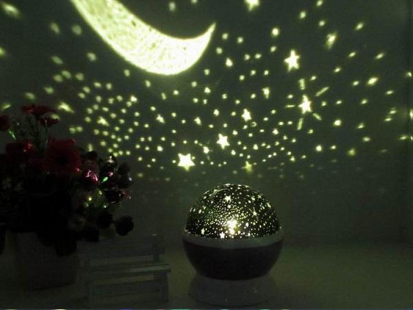 đèn chiếu sao phiên bản 2