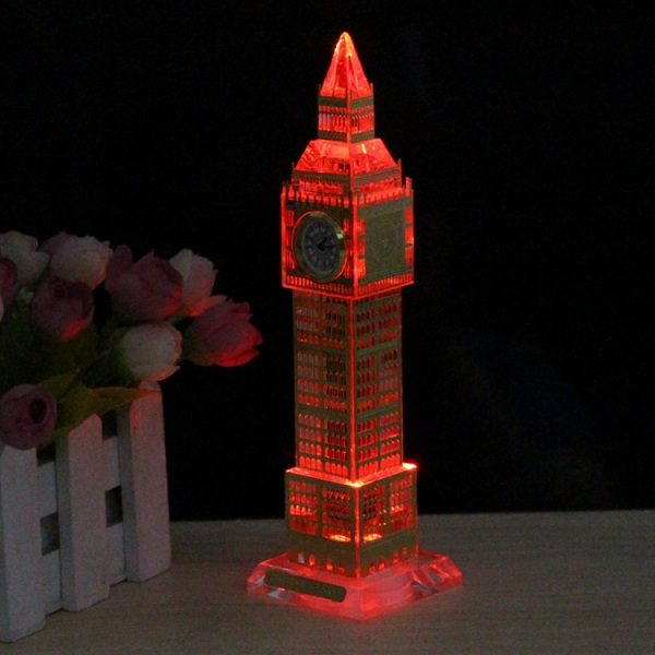 mô hình đồng hồ tháp Big ben