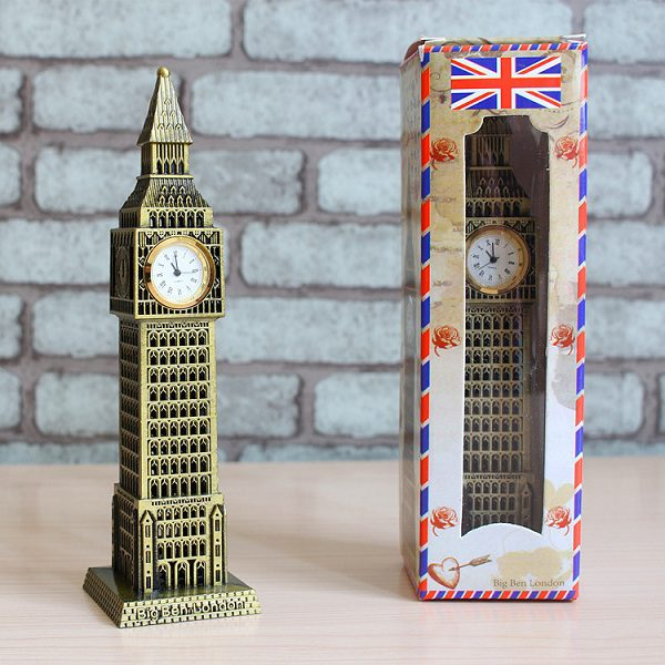 mô hình đồng hồ tháp bigben