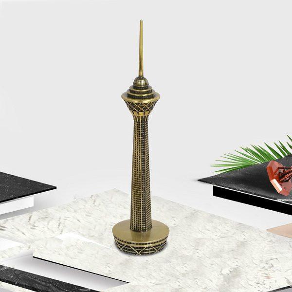 mô hình tháp truyền hình teheran