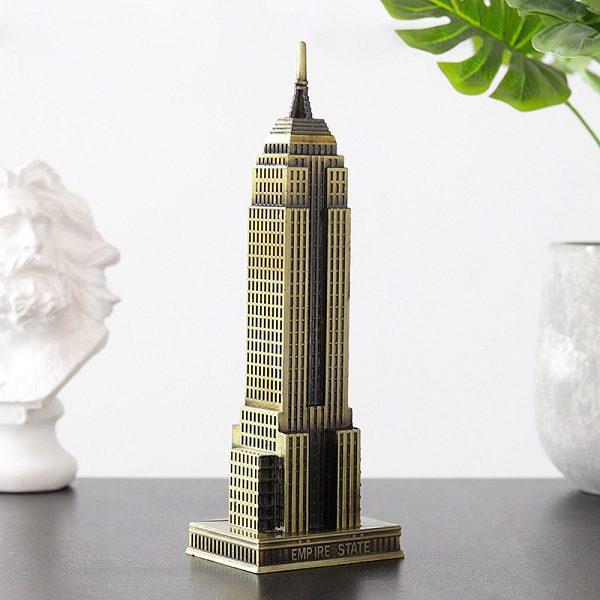 mô hình tòa nhà empire state