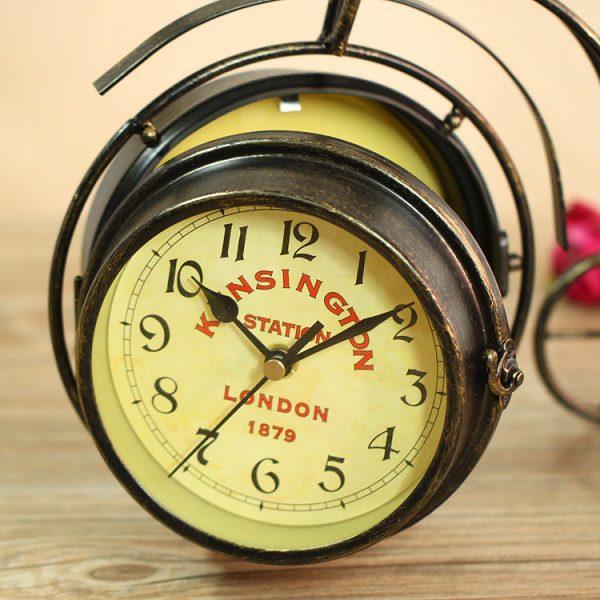 đồng hồ xe đạp 2 mặt