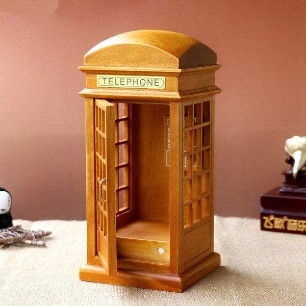 hộp nhạc bốt điện thoại