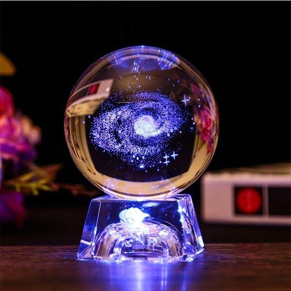 quả cầu pha lê thiên hà