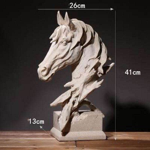 tượng đầu ngựa