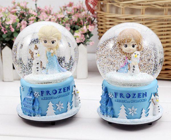 quả cầu tuyết công chúa Elsa