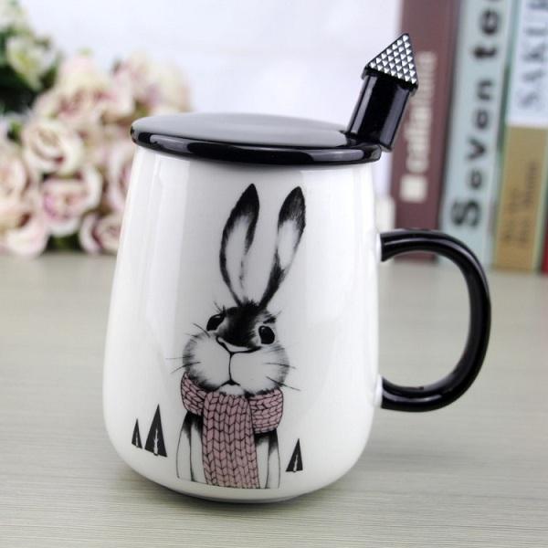 cốc sứ hình thỏ