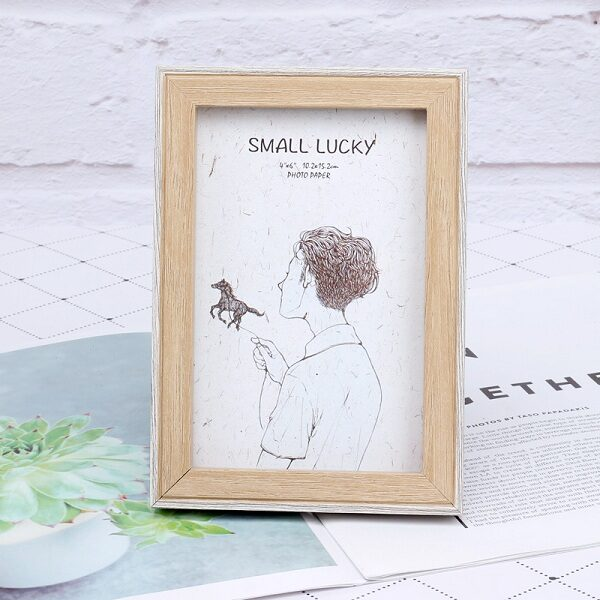 khung ảnh small lucky